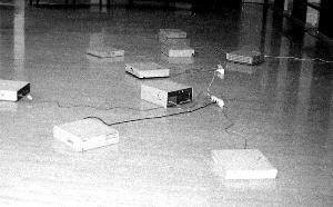 Maurizio bolognini programmed machines sealed series for Institut culturel italien paris